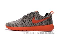 http://www.nikeriftshoes.com/2015-winter-latest-nike-roshe-one-x-yeezy-350-flyknit-running-shoes-men-orange-gray-for-sale.html 2015 WINTER LATEST NIKE ROSHE ONE X YEEZY 350 FLYKNIT RUNNING SHOES MEN ORANGE GRAY FOR SALE Only $85.00 , Free Shipping!