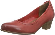 Tamaris 22302, Damen Pumps, Rot (CHILI 533), 37 EU - http://on-line-kaufen.de/tamaris/37-eu-tamaris-22302-damen-pumps-3