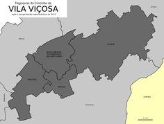 Freguesias do concelho de Vila Viçosa