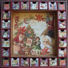 Kaisercraft advent calendar