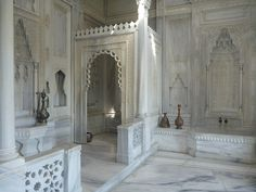 Turkish Bath  Ciragan Palace  İstanbul @DestinationMars