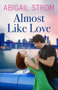 """Cat's Reviews: """"Almost Like Love"""" (Abigail Strom)  ★★★★★"""