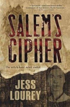 Salem's Cipher...currently reading this book!