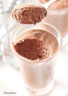 Mousse au chocolat de Christophe Felder