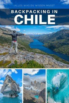 Hier findest du alle Infos zum Backpacking in Chile basierend auf meinen Erfahrungen von 2 Reisen in denen ich 13 von 15 Regionen des langgezogenen südamerikanischen Landes bereist habe.