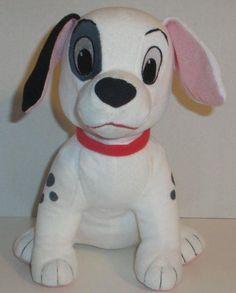 "KOHLS CARES DISNEY 101 DALMATIAN PATCH PUPPY DOG 10"" PLUSH STUFFED DOLL TOY #Kohls"