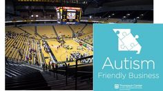 The Thompson Center for Autism & Neurodevelopmental Disorders is helping Missouri businesses create autism-friendly venues and workplaces