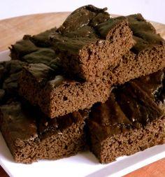 Pitadinha: Brownie cintura fina