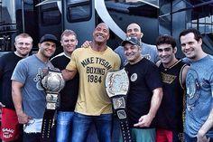 What an honor Dwayne Johnson, Rock Johnson, Mike Tyson Boxing, Watch Wrestling, Dwayne The Rock, Celebrity Crush, Mma, Crushes, Champion