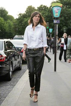 Emmanuelle Alt At Dior - Journal - I Want To Be An Alt