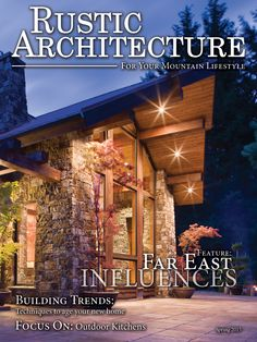 In our first issue of 2015 we focus on Central Idaho - McCall, Donnelly, Cascade and Tamarack Resort. Check out our interactive map of the area and read about a perfect weekend retreat built in the location, plus more articles for your log and timber home inspiration.