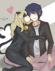DeviantArt: More Like Miraculous Ladybug Bridgette x Felix by ...