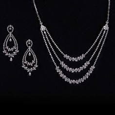 New PC Jeweller Indian Bridal Diamond Jewelry Sets 2014 Indian Wedding Jewelry, Bridal Jewelry, Indian Bridal, Diamond Necklace Set, Diamond Jewelry, Diamond Rings, Jewelry Sets, Fine Jewelry, Modern Jewelry
