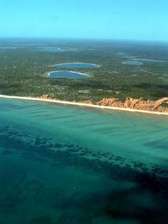 Vilanculos in Mozambique