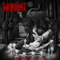 Weregoat - Pestilential Rites of Infernal Fornication Review + Visual -