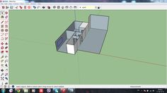 #First #Sketchup #Work