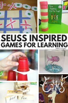 Dr. Seuss Inspired G