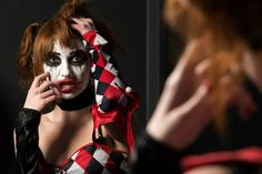 Deconstructing Harley Photoshoot http://geekxgirls.com/article.php?ID=2764