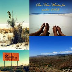 New Mexico vacation? Yes please!