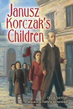 Young Henryk Goldszmidt dreamed of creating a better world for children. As an adult, using the pen name Janusz Korczak, he established a Jewish orphanage in Warsaw where he introduced the world to his progressive ideas in child development and children's rights. When the Nazis occupied Warsaw, the orphanage was moved to the ghetto, and when the 200 children in his care were deported, Dr. Korczak refused to be saved, marching with his charges to the train that would take them to their deaths. Middle Ages History, Becoming A Writer, Kids Study, Fictional World, Fiction And Nonfiction, Children's Picture Books, Chapter Books, Worlds Of Fun, Stars
