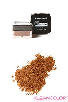 Airy Minerals Loose Powder Bronzer-Cocoa