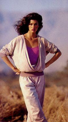 Vogue Paris 1979 Janice Dickinson