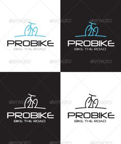 GraphicRiver Pro Bike Logo 2222637