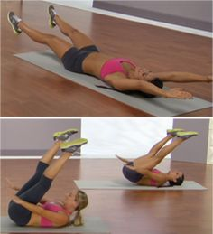 Side Plank with Knee Circle - 10 Moves for a Flat Stomach - Shape Magazine - Page 6
