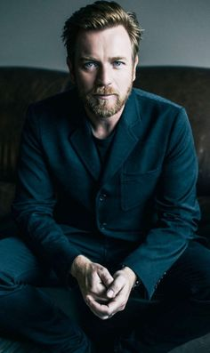 I haven't really seen much of Ewan McGregor outside of Star Wars, but that's enough to make me love him as an actor!