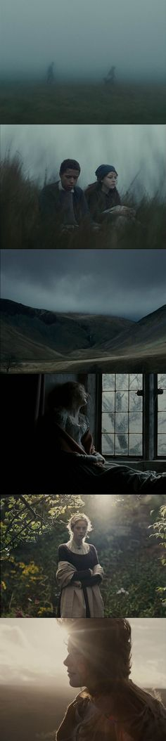 Wuthering Heights (Andrea Arnold, 2011) #cinematography by Robbie Ryan Sources: film-grab.com, bluray.com