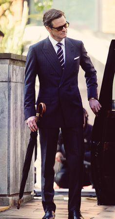 Colin Firth: Notable British Actor of Kingsman's Secret Service and Bridget Jones's Baby.