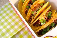 taco's uit de oven