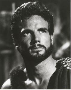 Steve Reeves as Hercules Steve Reeves, Roman Gladiators, Cinema, Hollywood Men, Young Actors, Muscular Men, Classic Man, Male Face, Hercules