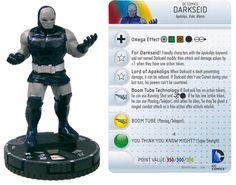 Darkseid #044 Superman: Legion of Super Heroes DC HeroClix