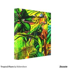Decorate your walls with Tropical canvas prints from Zazzle! Choose from thousands of great wrapped canvas to beautify your home or office. Tropical Plants, Outdoor Rugs, Canvas Art Prints, Wrapped Canvas, Painting, Decor, Products, Transitional Outdoor Rugs, Decoration