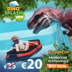 Plopsaland De Panne & Plopsa Coo ENG Stuff To Buy