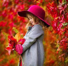 re - Kids Fashion Autumn Photography, Children Photography, Portrait Photography, Fall Pictures, Fall Photos, Cute Baby Girl, Cute Babies, Fall Portraits, Shooting Photo
