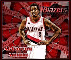 NBA Player Edit - Al-Farouq Aminu