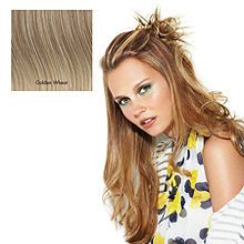 POP Put On Pieces Spiky Clip-In Hairpiece, Golden Wheat | $10.00 Visit Beauty.com for more great hair accessories