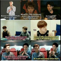 *how can u say like that to our precious small baby maknae*