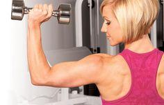 4-Move Shoulders Workout - Oxygen Women's Fitness - Oxygen Women's Fitness