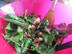 October 2014 Honey: Salad by Cindy L