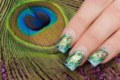 extravagant nails