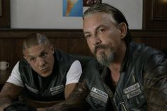 Juice and Chibs sons of anarchy