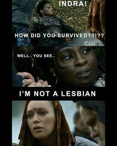 Lexa Commander lexa Alycia debnam carey Heda Clarke Clarke griffin Eliza taylor Wanheda Indra Adina porter The 100