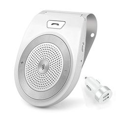Bluetooth Car Speakerphone Kits,Bluetooth 4.1 Hands-Free Motion AUTO-ON Car Kit Stereo Music Speaker Wireless Sun Visor Audio Receiver Player Adapter Connect 2 Phones At Same Time #Bluetooth #Speakerphone #Kits,Bluetooth #Hands #Free #Motion #AUTO #Stereo #Music #Speaker #Wireless #Visor #Audio #Receiver #Player #Adapter #Connect #Phones #Same #Time