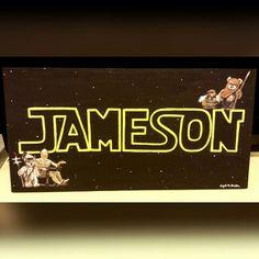 Star wars theme with ewoks and C3PO:)