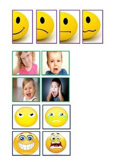 Książka na dopasowywanie - EMOCJE Katarzyna Kołodziejska Pomoce dydaktyczne Emotion, Montessori, Coaching, Outdoor Decor, Ali, Preschool Education, Speech Language Therapy, Therapy, Activities