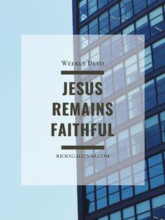 """2 Timothy states, """"If we are unfaithful, he [Jesus] remains faithful"""". An exciting verse, no doubt, but the significance is far greater than we think. Christian Women, Christian Quotes, Christian Artist, Jesus Quotes, Faith Quotes, Difficult Times Quotes, Hard Times, Deal With Anxiety, Seeking God"""