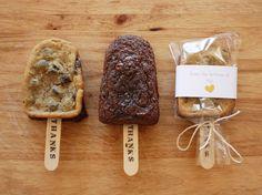 DIY Brownie/Cake-sicles